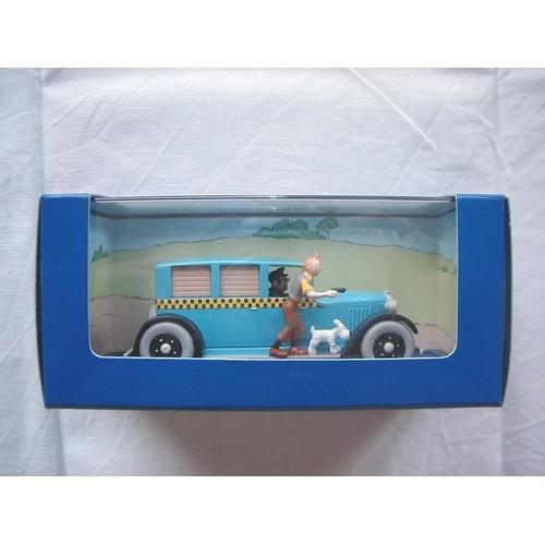 1 43 tintin le taxi tintin en amerique achat et vente rakuten. Black Bedroom Furniture Sets. Home Design Ideas