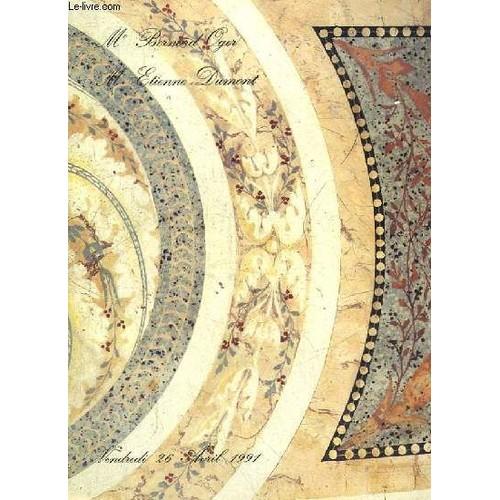 1 catalogue de vente aux encheres ceramique objets d. Black Bedroom Furniture Sets. Home Design Ideas