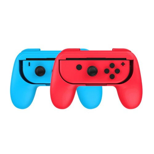 1 pair joy con left right controller grips holder for ns. Black Bedroom Furniture Sets. Home Design Ideas