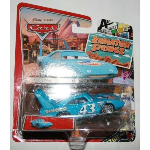 1 voiture cars 1 the king achat vente de jouet rakuten - Voiture the cars ...