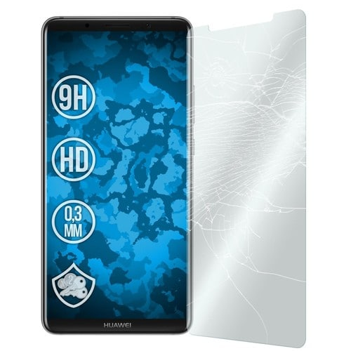 1 x huawei mate 10 pro protection cran verre tremp mate 10 pro clair phonenatic. Black Bedroom Furniture Sets. Home Design Ideas