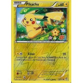Pikachu R�verse 27/111 - Xy Poings Furieux