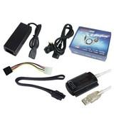 SET COMPLET - Adaptateur SATA IDE 3.5 2.5 USB 2.0 pour PC Ordianteur