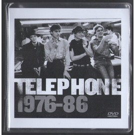 DVD COLLECTOR TELEPHONE 1976/86