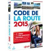 Code De La Route 2015 - Dvd Interactif