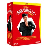 Don Camillo - L'int�grale - Blu-Ray de Julien Duvivier