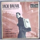 Julie La Rousse + 3 - Jack Dauvil Et Son Accordeon
