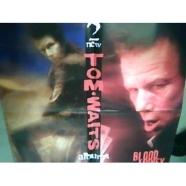 TOM WAITS BLOOD MONEY/ALICE