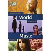 World Music : Angelique Kidjo/Madredeus/Fairouz (Coffret De 3 Dvd)