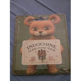 Indochine Alice et june Carte ( Rare)
