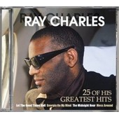 25 Of His Greatest Hits - Ray Charles
