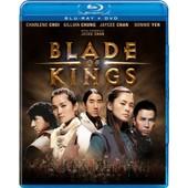 Blade Of Kings Bluray/Dvd Combo de Patrick Leung, Corey Yuen