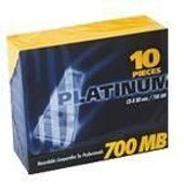 BestMedia Platinum - 10 x CD-R