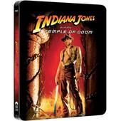 Indiana Jones And The Temple Of Doom (Steelbook Zavvi Avec Vf) de Steven Spielberg