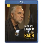 Jacques Loussier Trio Play Bach And More [Blu Ray]