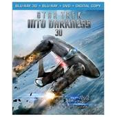 Star Trek Into Darkness (Blu Ray 3d + Blu Ray + Dvd + Digital Copy) de J.J. Abrams