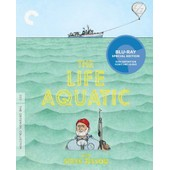 The Life Aquatic With Steve Zissou (Criterion Collection) [Blu Ray] de Wes Anderson
