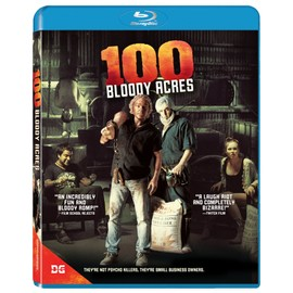 Image 100 Bloody Acres Blu Ray