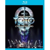 35th Anniversary Tour Live From Poland [Blu Ray] de Toto