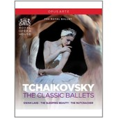Tchaikovsky Collection Featuring The Royal Ballet [Blu Ray]