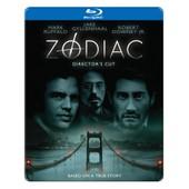 Zodiac [Blu Ray] (Director S Cut) (Steelbook) de David Fincher