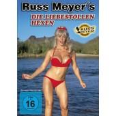 Russ Meyers Die Liebestollen Hexen (Kinoedition) de Bardot,Babette/Capri,Alaine/Rein,Adele/Moran,Jack