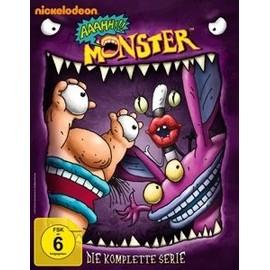Aaahh!!! Monster Die Komplette Serie (8 Discs)