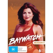 Baywatch (Season 5) 6 Dvd Set ( Bay Watch Season Five ) de Douglas Schwartz, Gregory J. Bonann