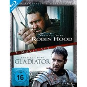 Robin Hood / Gladiator (Director's Cut / Extended Edition, 2 Discs) de Russell Crowe,Marc Strong,Cate Blanchett