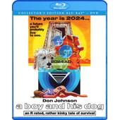 A Boy And His Dog (Collector S Edition) [Bluray/Dvd] [Blu Ray] de L.Q. Jones