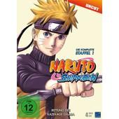 Naruto Shippuden - Die Komplette Staffel 1 (4 Discs) de Anime
