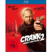 Crank 2: High Voltage de Crank 2: (Fsk 18,Rot) Bd High Voltage
