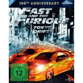 The Fast And The Furious: Tokyo Drift (Steelbook) de Various