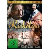 Richelieu (3 Discs) de Jean Pierre Decourt