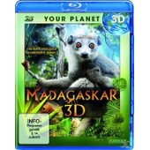 Madagaskar-Blu-Ray Disc-3d de Various