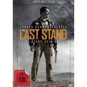 The Last Stand (Limited Uncut Edition, Steelbook) de Schwarzenegger,Arnold/Knoxville,Johnny/+