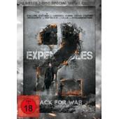 The Expendables 2 - Back For War (Limited Special Uncut Edition, 2 Discs, Steelbook) de Stallone,Sylvester/Statham,Jason/Li,Jet/Lundgren,D