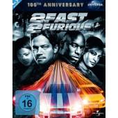 2 Fast 2 Furious (Steelbook) de Various