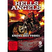 Hells Angels Collection - Die Engel Des Todes (3 Discs) de Hells Angels