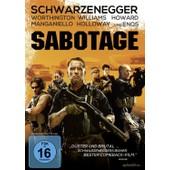 Sabotage de Schwarzenegger,Arnold/Worthington,Sam/+