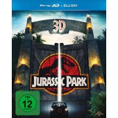 Jurassic Park (Blu-Ray 3d, + Blu-Ray 2d) de Various