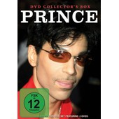 Prince - Dvd Collector's Box (+ Audio-Cd) de Prince
