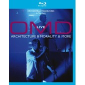 Architecture Morality & More [Blu Ray] de Omd