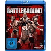 Wwe - Battleground 2013 de Show,Big/Orton,Randy/Bryan,Daniel/Punk,Cm/+