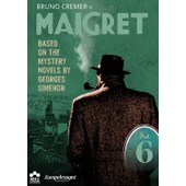 Maigret Set 6 de Christian De Chalonge, Francois Luciani, Denys Granier-Deferre, Andre Chandelle, Bruno Gantillon