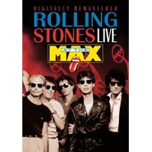 Rolling Stones Live At The Max (Blu Ray) Italian Import