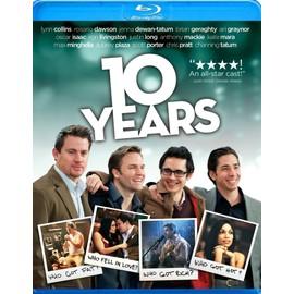 Image 10 Years Blu Ray