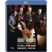 The Goat Rodeo Sessions Live [Blu Ray]