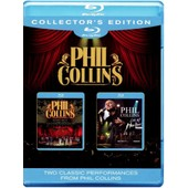 Phil Collins Going Back / Live At Montreux 2004 (2 Blu Ray)