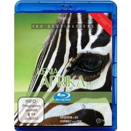 Image 100 Destinations Afrika Kenia Blu Ray